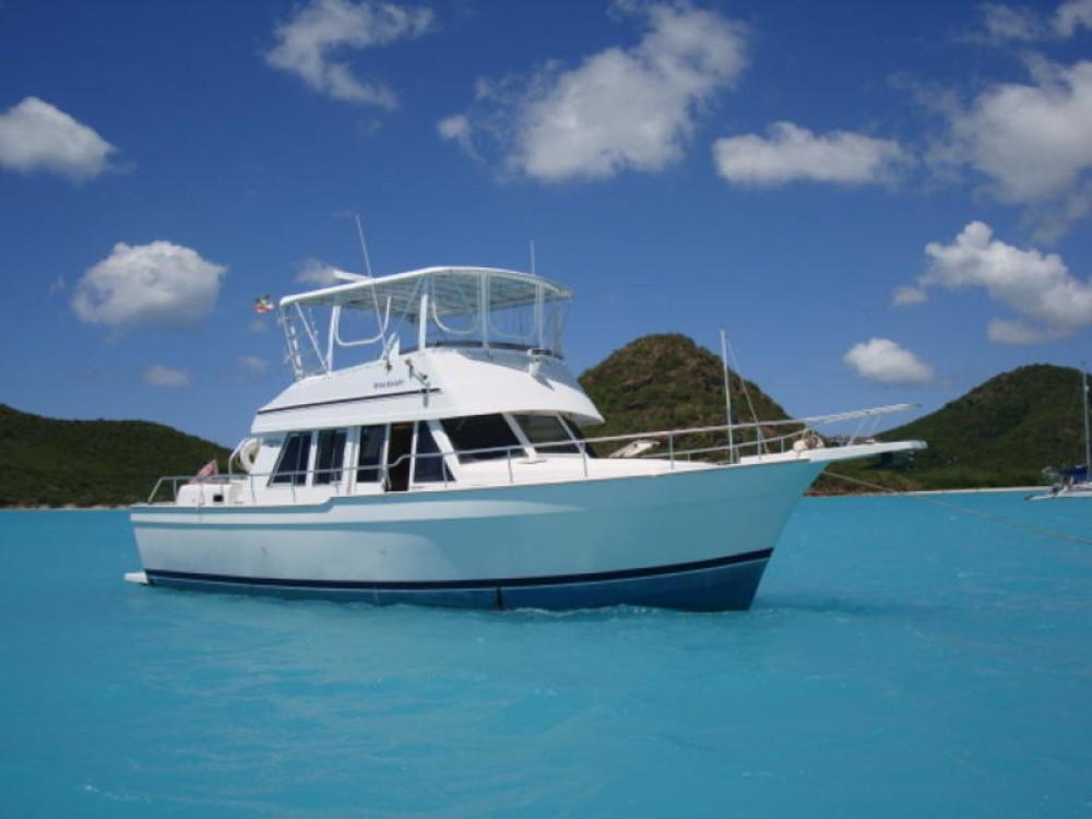 Mainship 430 Trawler entre particuliers et professionnel à Cannes