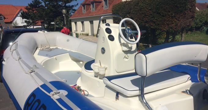 Location yacht à Boulogne-Sur-Mer - Zodiac Medline sur SamBoat