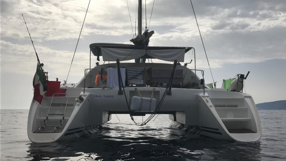 Rental yacht Palermo - Lagoon Lagoon 410 on SamBoat