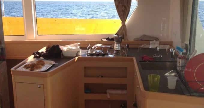 Location Catamaran à Marsala - Lagoon Lagoon 42