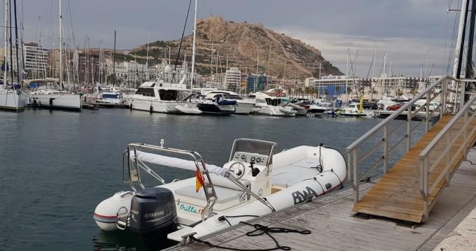 Bwa Sport 20 entre particulares y profesional Alicante