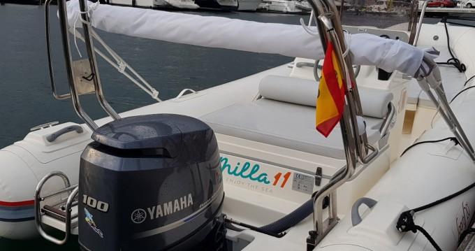 Alquiler de barcos Alicante barato de Sport 20
