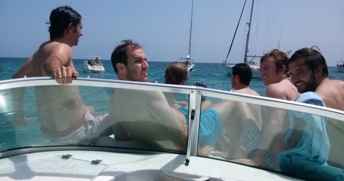Louer Bateau à moteur avec ou sans skipper Lema à Santa Pola