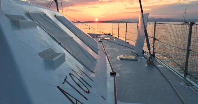 Location bateau Outremer CATAMARAN à Pointe-à-Pitre sur Samboat