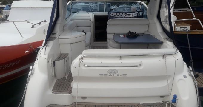 Louer Bateau à moteur avec ou sans skipper Seaward à Split