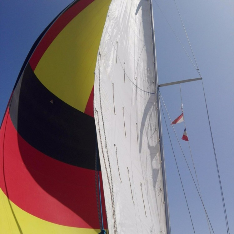 Hire Sailboat with or without skipper Gibert Marine Portoferraio