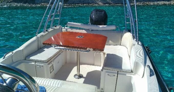 Location bateau Porto-Vecchio pas cher Zar 75 Suite