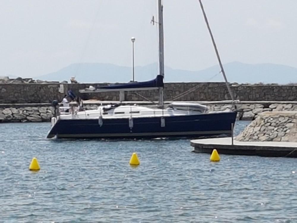 Louer Voilier avec ou sans skipper Bénéteau à Castelló d'Empúries