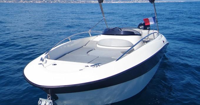 Location bateau Clear Aquarius Open à Mandelieu-la-Napoule sur Samboat