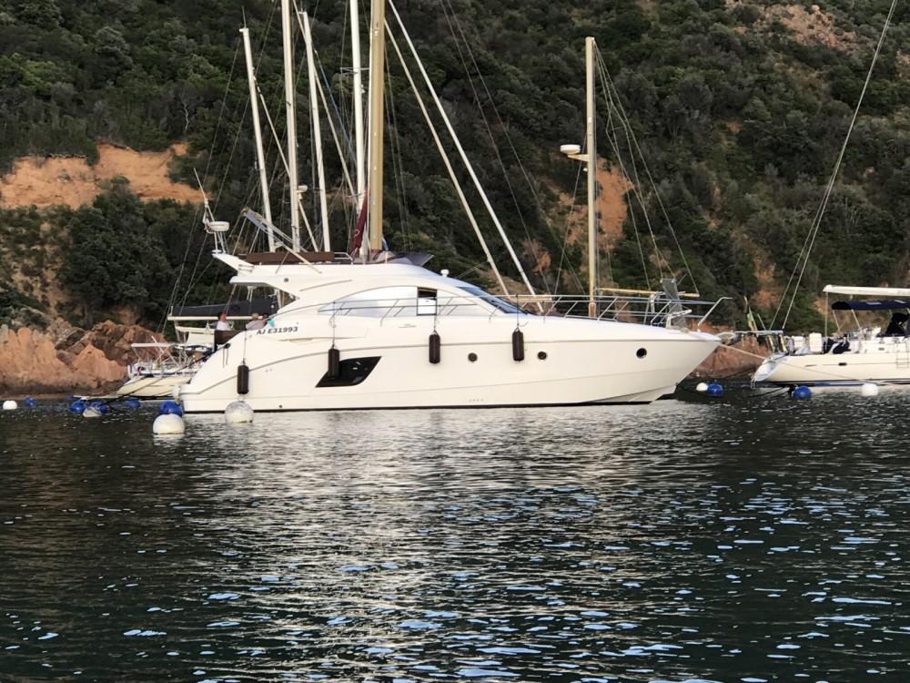 Boat rental Bénéteau Monte Carlo 47 Fly in Ajaccio on Samboat