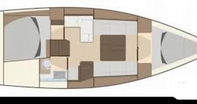Location bateau Loano pas cher Dufour 335 Grand Large