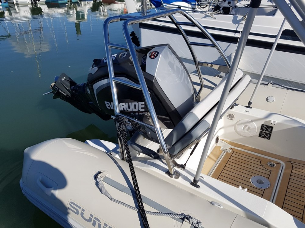 Hire RIB with or without skipper Bombard Pornic