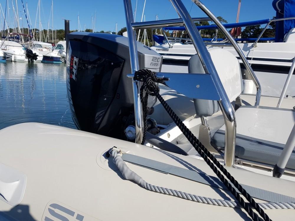 Boat rental Pornic cheap Sunrider 700