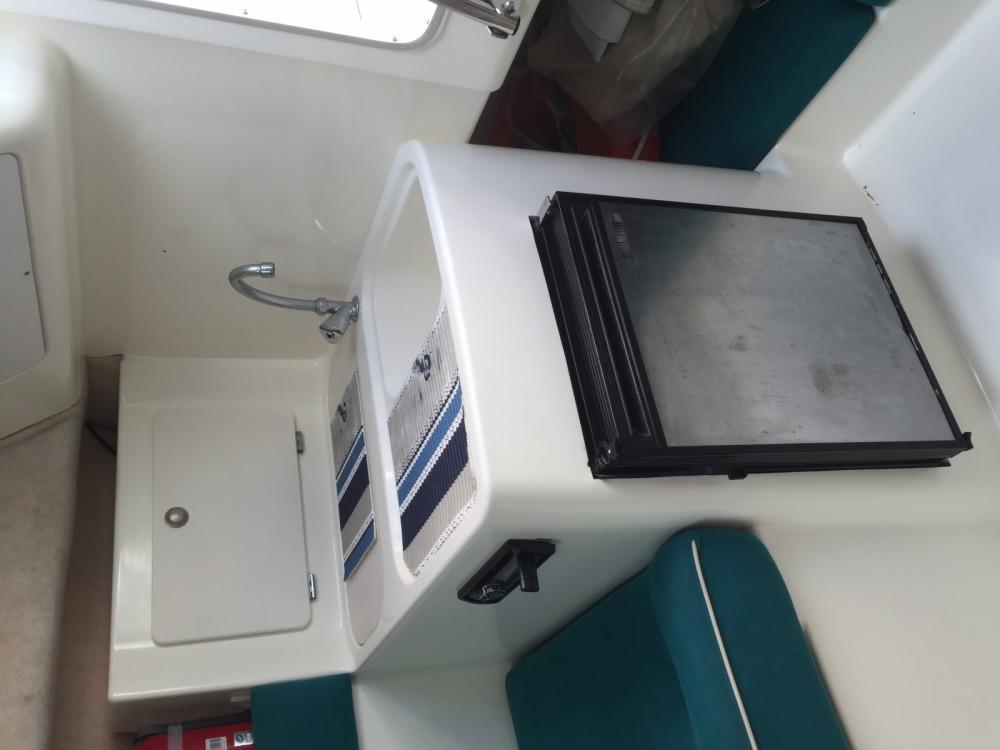 Location yacht à Mandelieu-la-Napoule - Jeanneau Leader 705 sur SamBoat