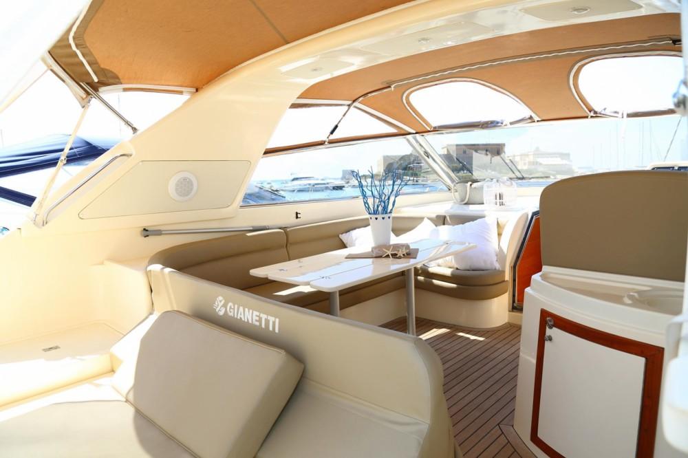 Location yacht à Trapani - Gianetti gianetti 45 sport sur SamBoat