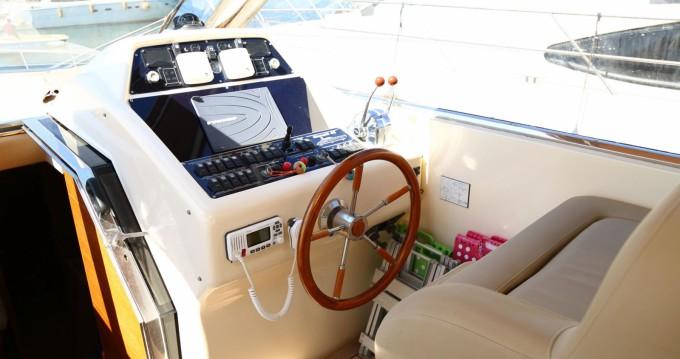 Location bateau Gianetti gianetti 45 sport à Trapani sur Samboat