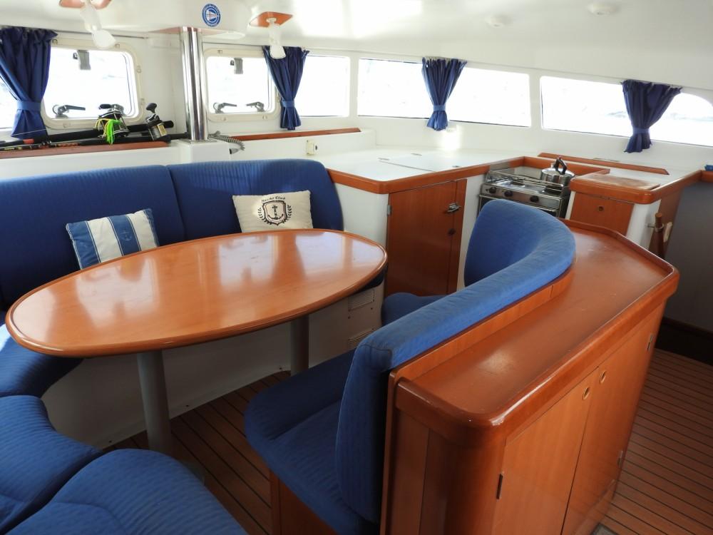 Rental yacht Le Marin - Lagoon Lagoon 410 S2 on SamBoat