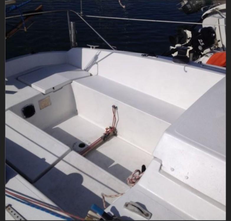 Noleggio Barca a vela Kelt con un permesso di