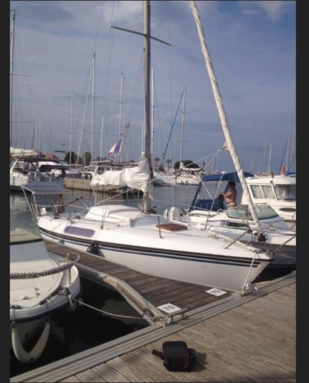 Hire Sailboat with or without skipper Kelt Saint-Cyprien