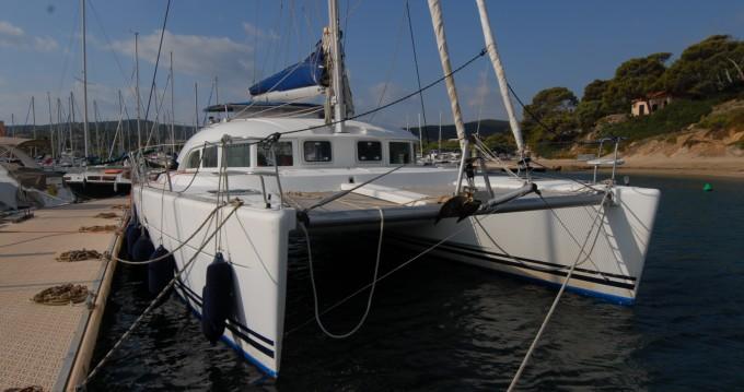 Location bateau Ajaccio pas cher Lagoon 380