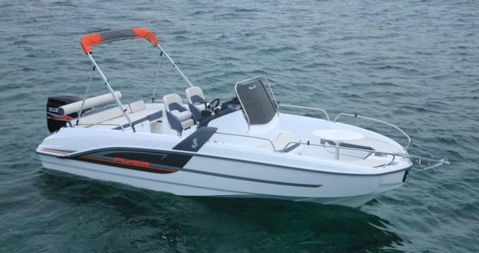 Location bateau Bénéteau Flyer 6.6 SPACEdeck à Ajaccio sur Samboat