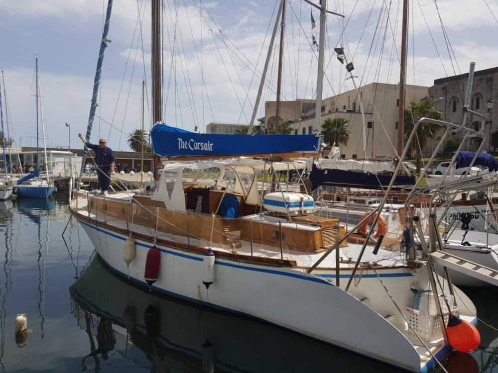 Louer Voilier avec ou sans skipper C.N:Castiglione à Palerme