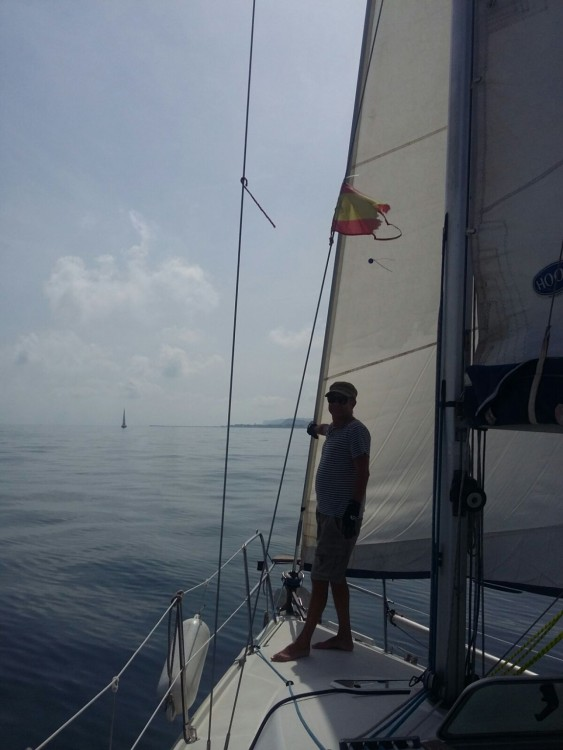 Alquiler de barcos Jeanneau Sun Way 29 enValencia en Samboat