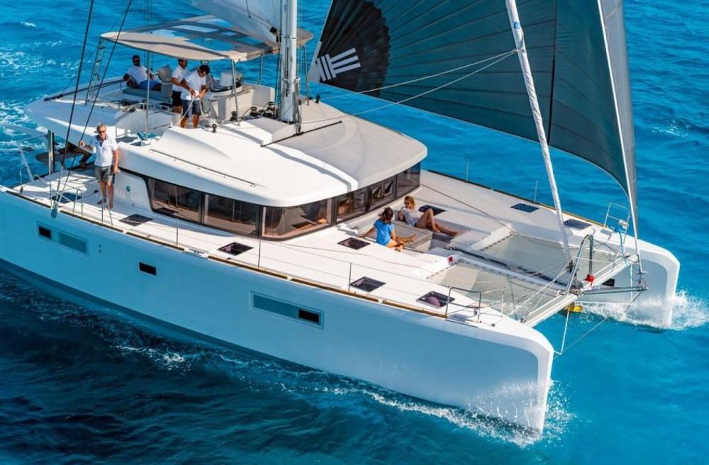 Louer Catamaran avec ou sans skipper Lagoon à Hyères
