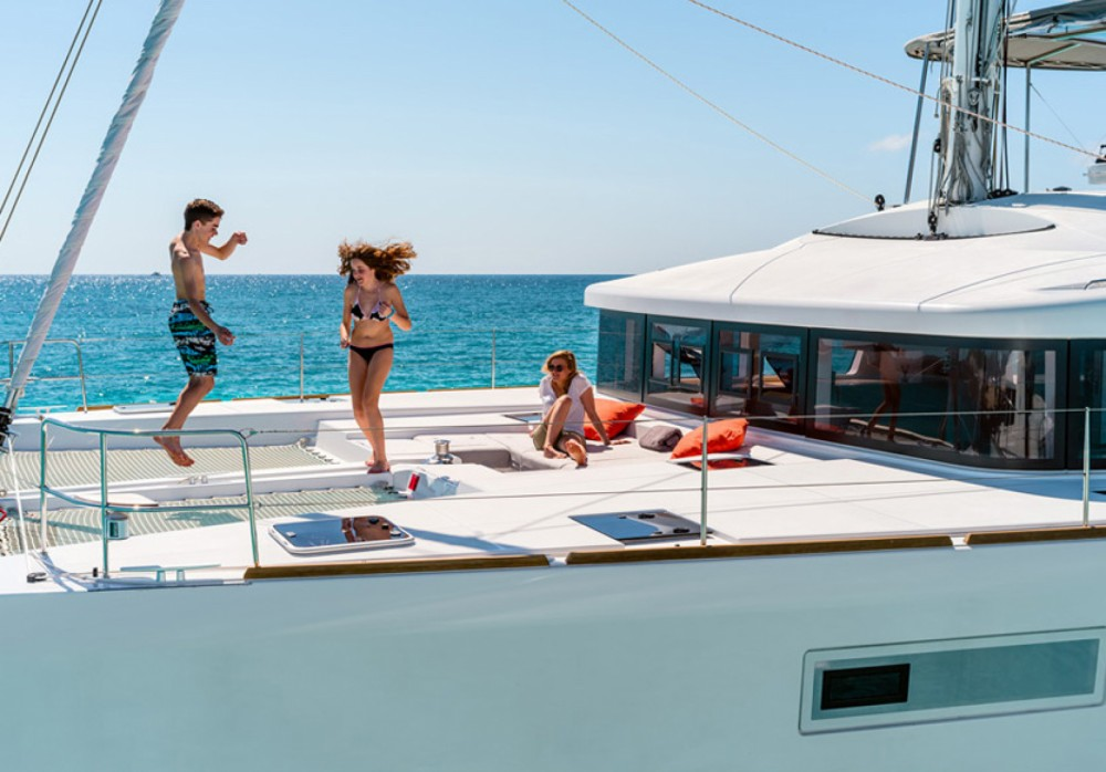 Catamaran à louer à Hyères au meilleur prix
