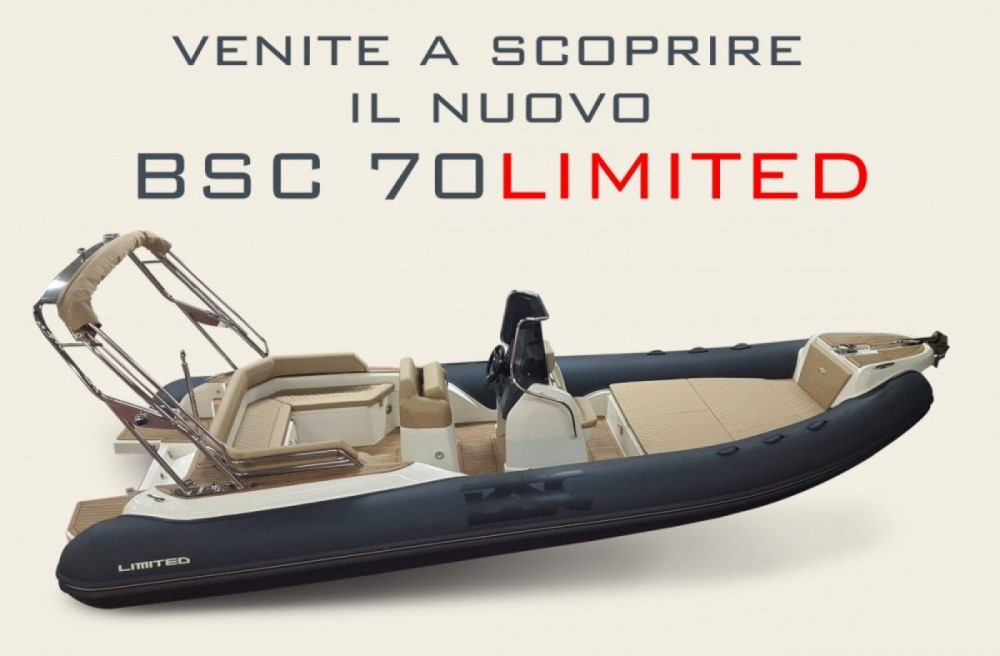 Location yacht à Port Charles Ornano - Bsc BSC 70 Limited sur SamBoat