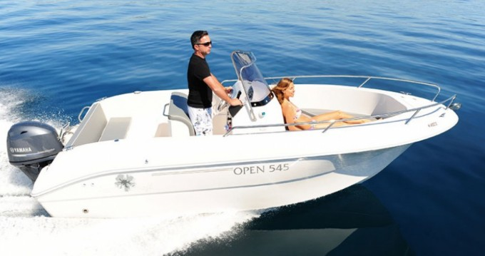 Location bateau Anglet pas cher Pacific Craft 545 Open