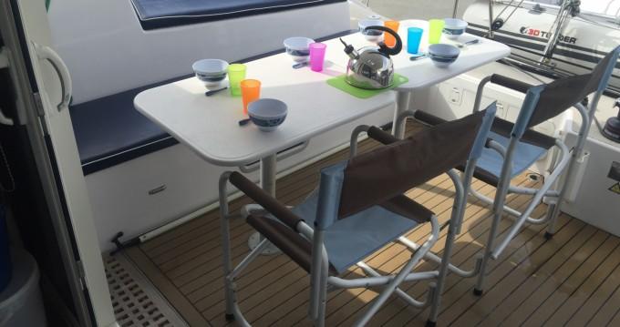 Location yacht à La Trinité-sur-Mer - Indigo Yacht Aventura 33 sur SamBoat