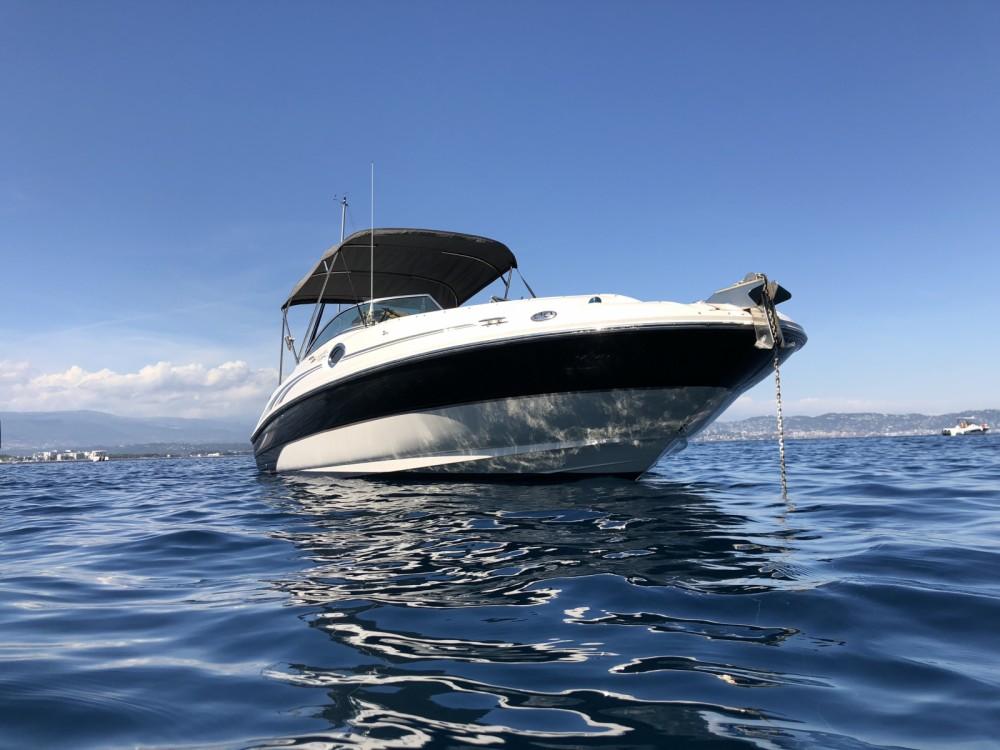 Location Bateau à moteur à Mandelieu-la-Napoule - Sea Ray Sea Ray 240 Sundeck