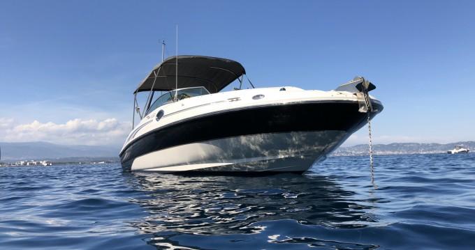Noleggio barche Mandelieu-la-Napoule economico Sea Ray 240 Sundeck