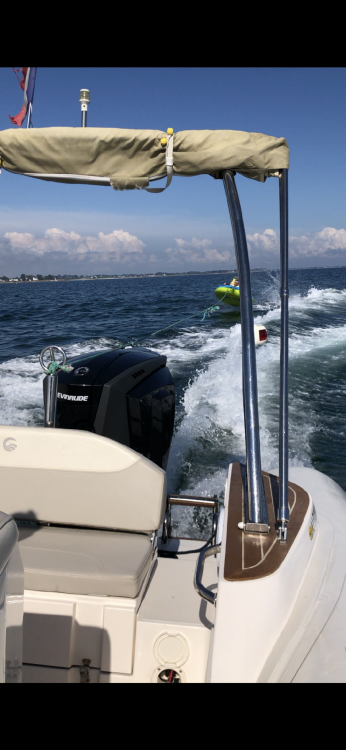 Hire RIB with or without skipper Capelli Saint-Philibert