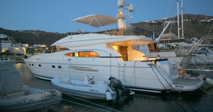 Location yacht à Μαρίνα Φλοίσβου - Viking Princess sur SamBoat