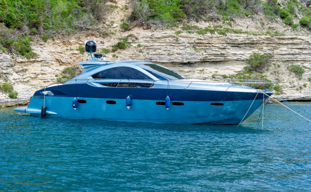 Location bateau Bonifacio pas cher COUPE 54/56