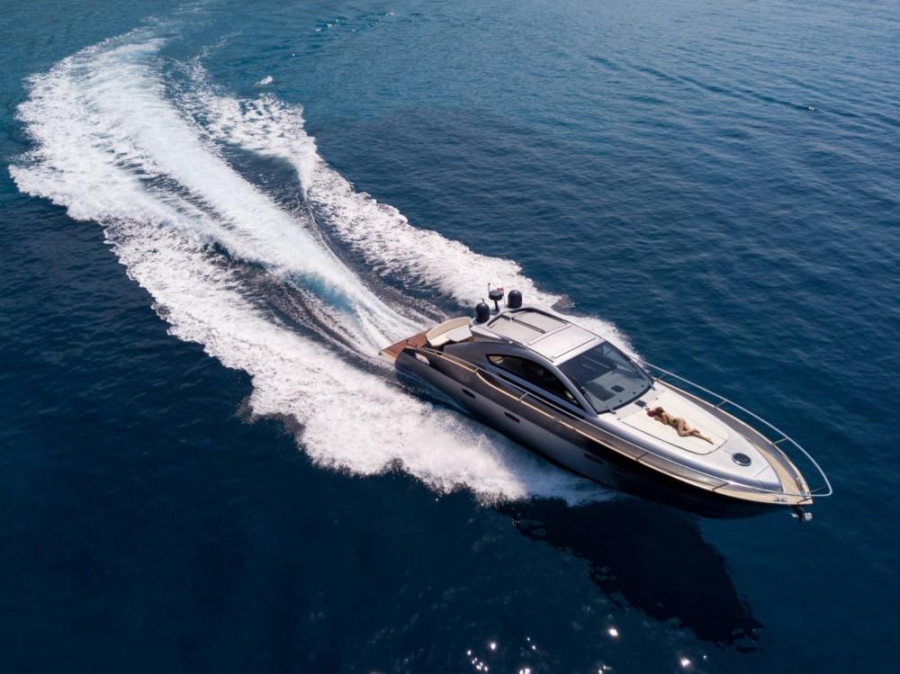 Location Yacht à Bonifacio - Prinz COUPE 54/56
