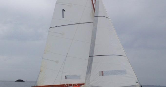 Location bateau Cormoran ACCF .côtre houari . à Lanildut sur Samboat