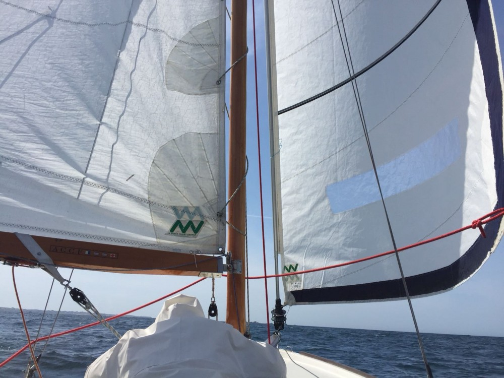Location yacht à Lanildut - Cormoran ACCF .côtre houari . sur SamBoat