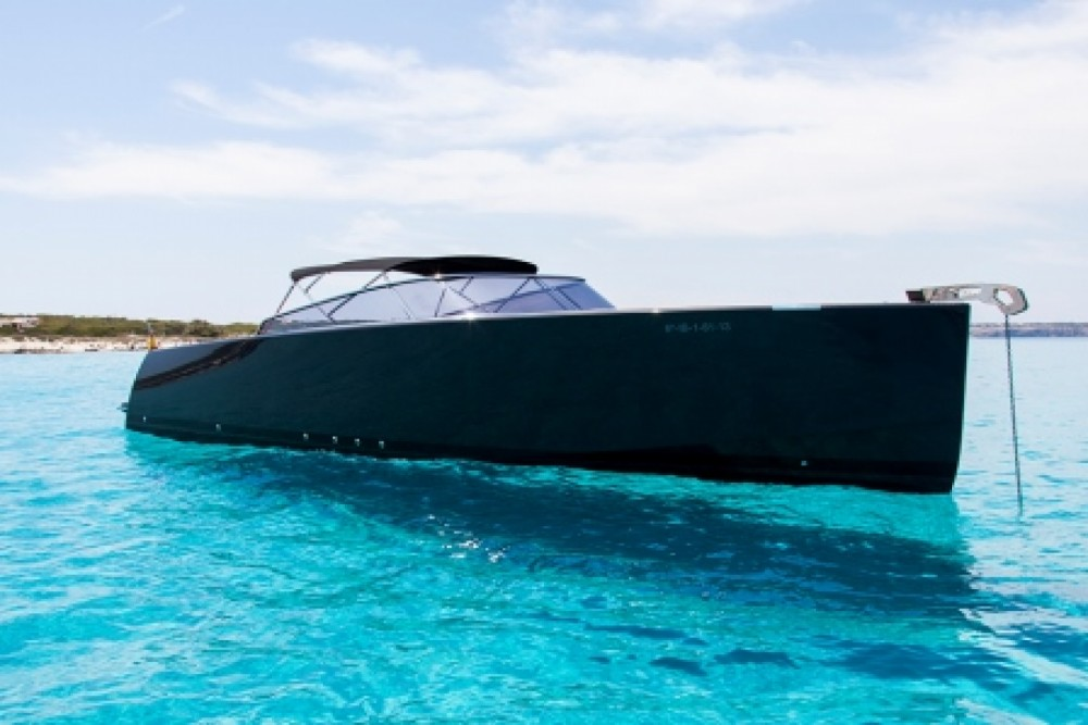 Location bateau VanDutch VanDutch 40 à Ibiza sur Samboat