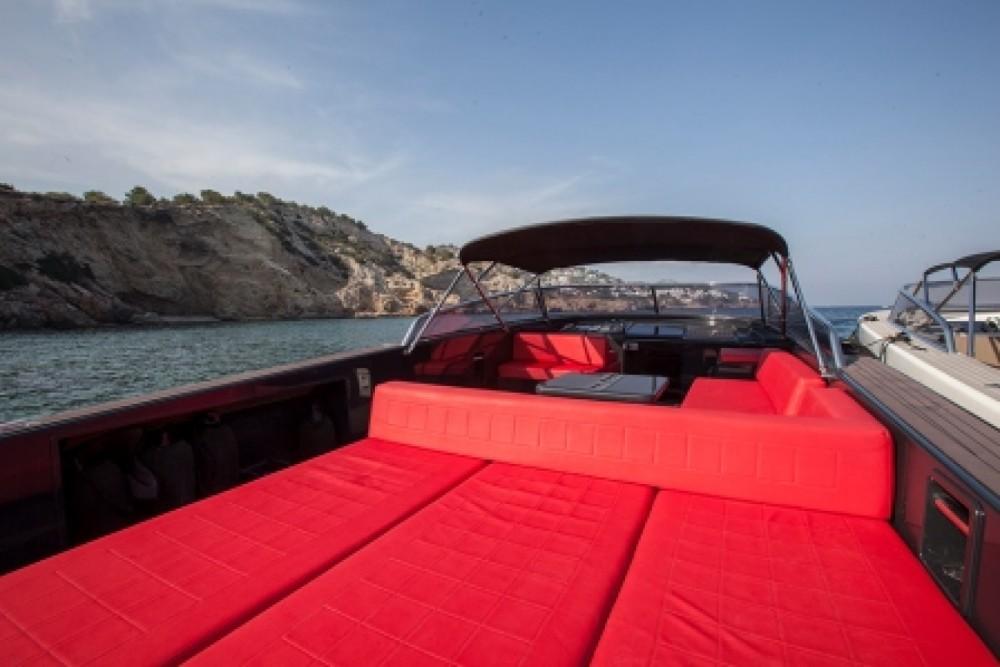 Location bateau Ibiza pas cher VanDutch 40