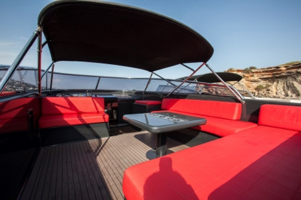 Location yacht à Ibiza - VanDutch VanDutch 40 sur SamBoat