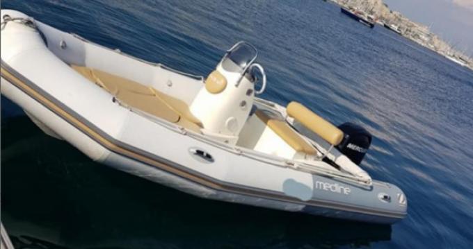 Location yacht à Pointe-Rouge - Zodiac Medline 500 sur SamBoat