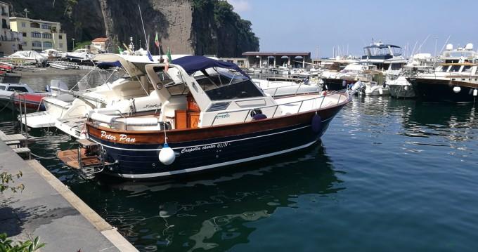 Location bateau Massa Lubrense pas cher Smeraldo 9