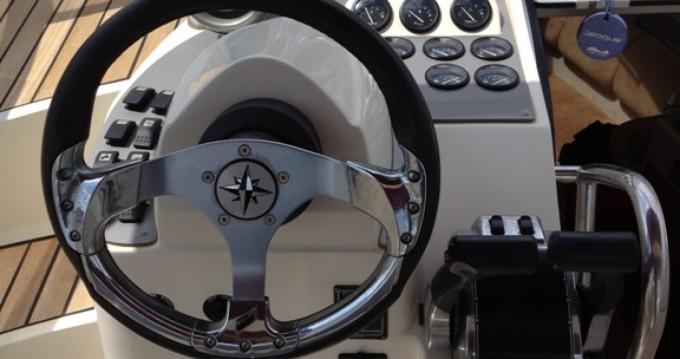 Motorboot te huur in Sant Carles de la Ràpita voor de beste prijs