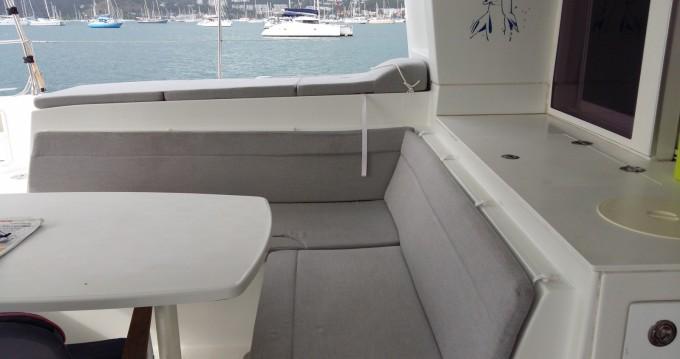 Location yacht à Le Marin - Lagoon Lagoon 450 sur SamBoat