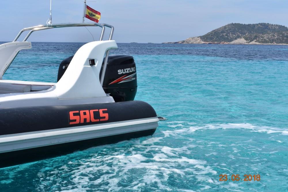 Alquiler de yate Ibiza - Sacs Samurai 875 en SamBoat