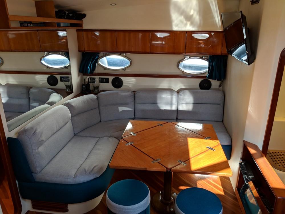 Location bateau Gaeta pas cher Theorema 46