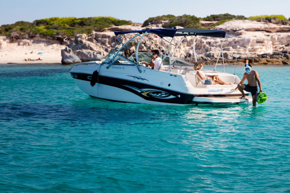 Rinker Captiva 282 Preciosa Lancha En Ibiza